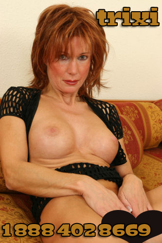 Mature phone sex with Trixi involves intelligent sexually explicit ...